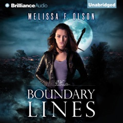Boundary Lines: Boundary Magic, Book 2 (Unabridged)