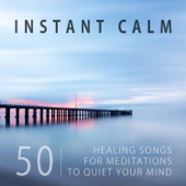 Instant Calm: 50 Healing Songs for Meditations to Quiet Your Mind, Yoga Music for Body Balance Problems, Train Your Brain to Relax, Sleep Therapy, Spa, Massage, Stress Release