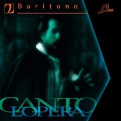Cantolopera: Baritone Arias, Vol. 2