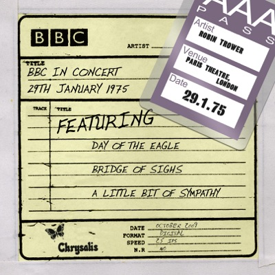 BBC in Concert (29 January 1975) - Robin Trower