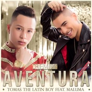Aventura (Remix) [feat. Maluma] - Single Mp3 Download