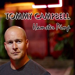 Hamster Pimp - Tommy Campbell Album Cover
