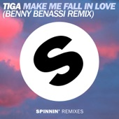 Tiga - Make Me Fall In Love (Benny Benassi Remix Edit)