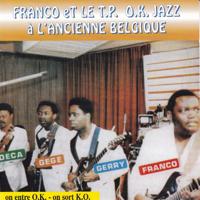 Franco & Le T.P. OK Jazz - A l'ancienne Belgique artwork