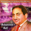 Bollywood Songs: From 28 Movies (1955-1980), Vol. 1 - Mohammed Rafi