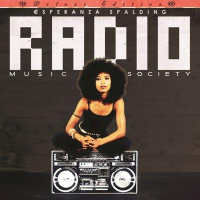 Radio Music Society (Deluxe) - Esperanza Spalding album