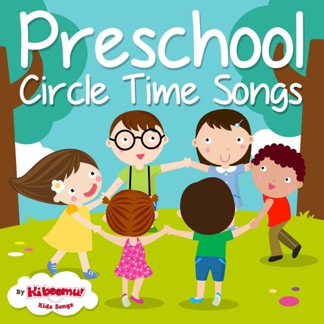 Art Girls Virtual Preschool: Preschool Circle Time Songs By The Kiboomers On Apple Music