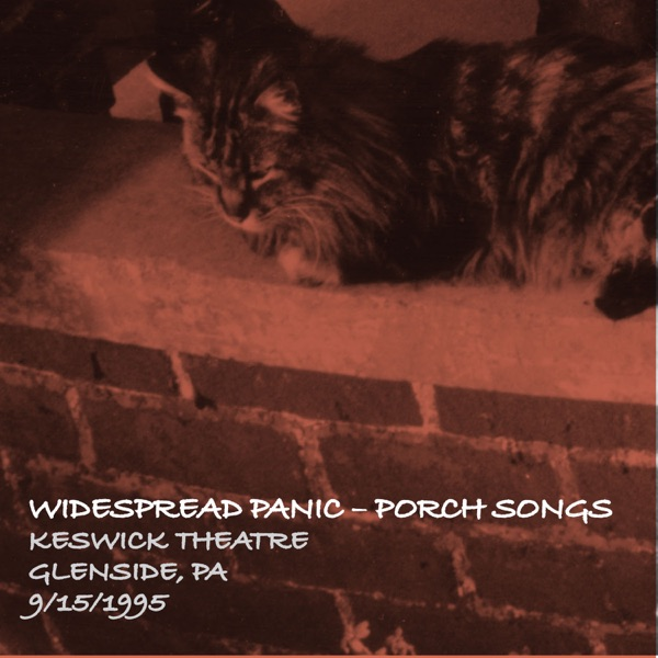 Widespread Panic - Live In Glenside, PA 9/15/1995 (live)
