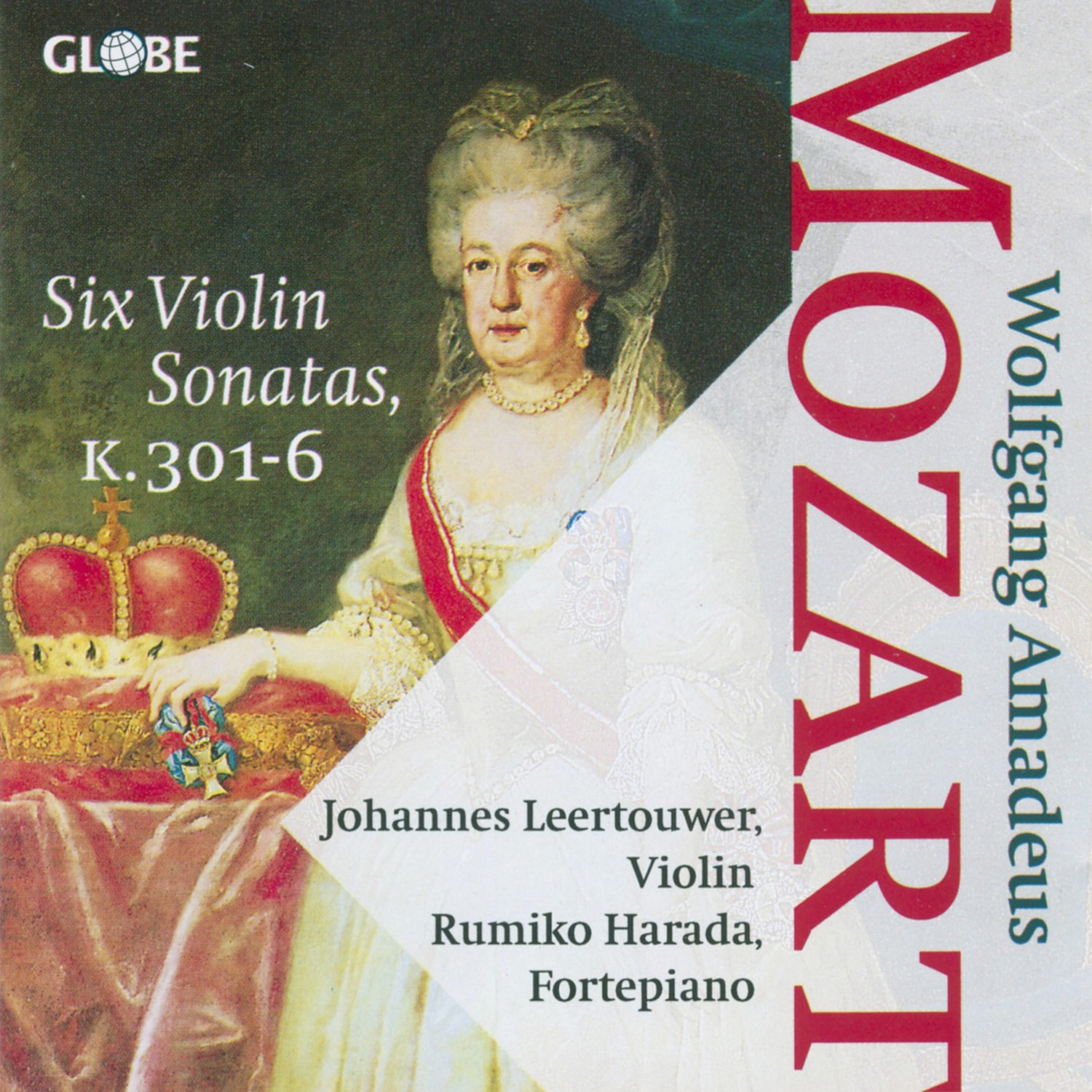 Sonata for Piano and Violin in D Major, K. 306: II. Andantino cantabile