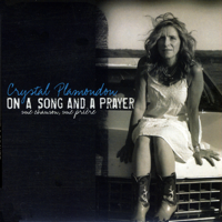 Crystal Plamondon - On a Song and a Prayer artwork