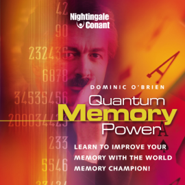 Quantum Memory: Learn to Improve Your Memory with the World Memory Champion! audiobook
