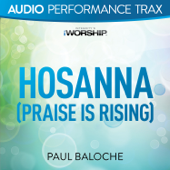 Hosanna (Praise Is Rising) [Low Key Without Background Vocals]