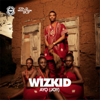 Wizkid - In My Bed artwork