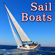 Three Masted Schooner, On Board: Raise Sail with Heavy Flapping - Sound Ideas