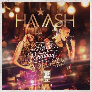 Ha-Ash - HA-ASH Primera Fila - Hecho Realidad