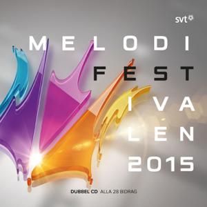 Blandade Artister - Melodifestivalen 2015