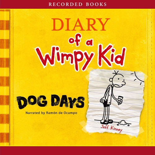 Audio Diary Of A Wimpy Kid Dog Days Unabridged By Jeff Kinney