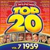 Dansk TOP 20 Vol. 7, 1959