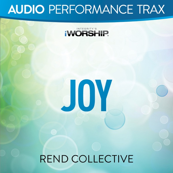 Joy (Audio Performance Trax) - EP