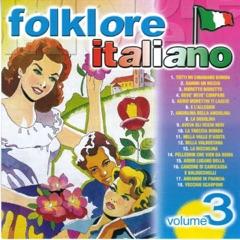 Folklore italiano, Vol. 3