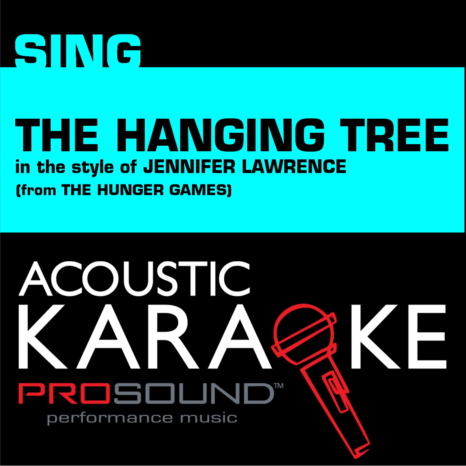 The Hanging Tree (In the Style of the Hunger Games) [Acoustic Karaoke Version] - Single