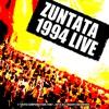 ZUNTATA 1994 LIVE ジャケット写真