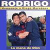Rodrigo - La mano de Dios (Homenaje a Diego Maradona) illustration