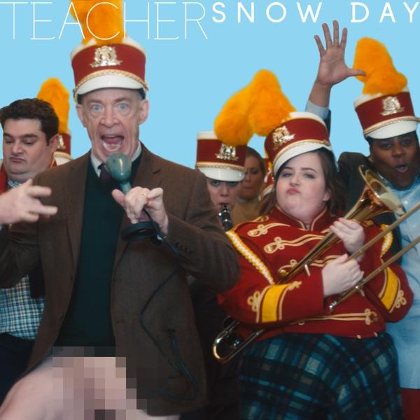 Teacher Snow Day (feat. J.K. Simmons) - Single