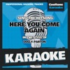 Here You Come Again (Originally Performed by Dolly Parton)