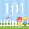 Rosie Hetherington - 101 Nursery Rhymes for Children (feat. The Toy Box Band) artwork