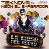 Teknova - la Diosa del Party (feat. Neon El Emperador) artwork