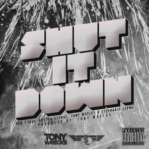 Shut It Down (feat. Boston George, Tony Wrecks & Stephanie Serna) - Single Mp3 Download