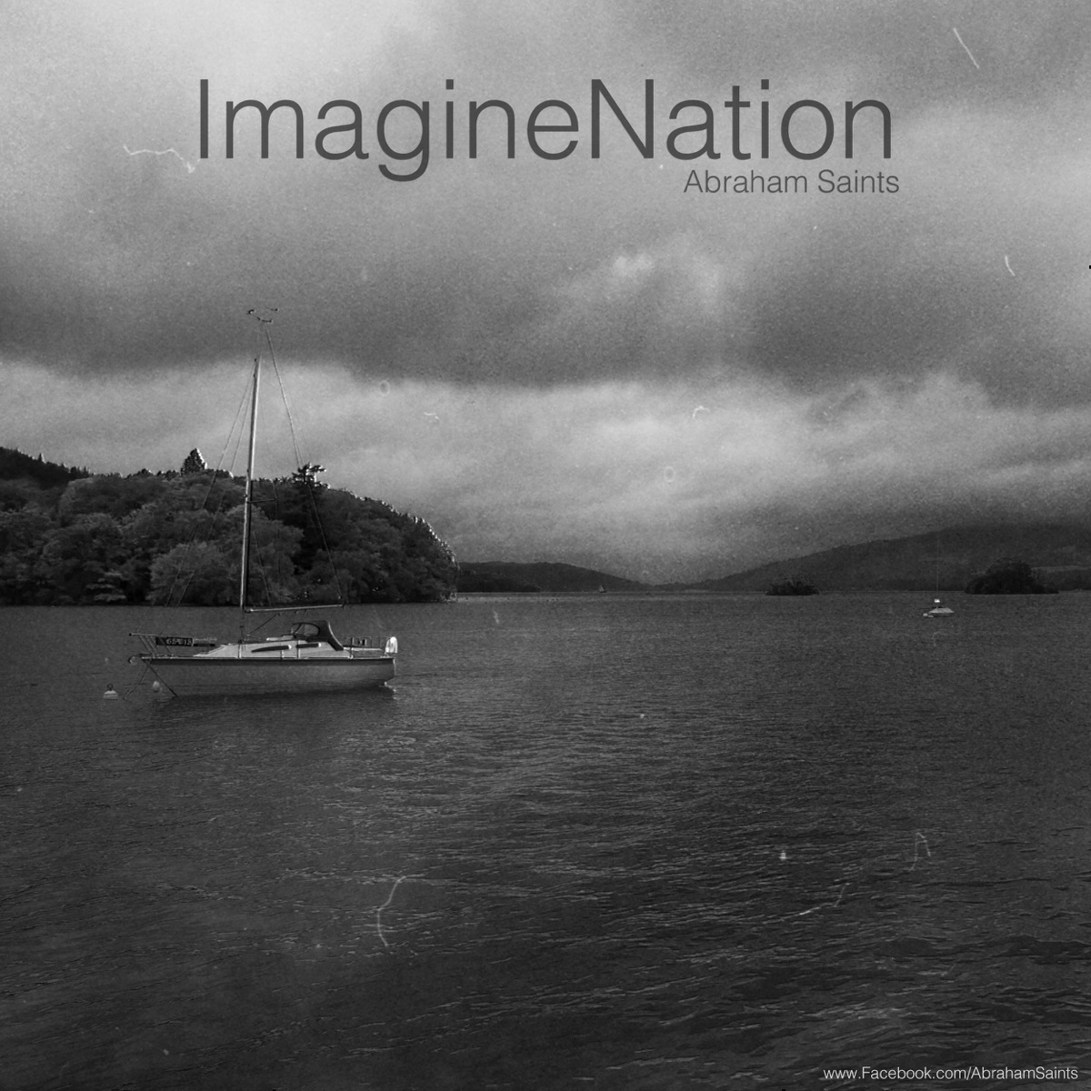 Imagine Nation - EP Abraham Saints CD cover