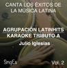 Agrupacion LatinHits - Instrumental Karaoke Series: Julio Iglesias, Vol. 2 (Karaoke Version) artwork