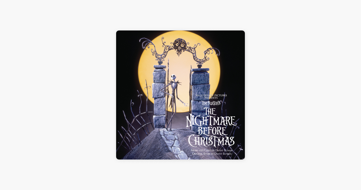 nightmare before christmas special edition by various artists on apple music - Danny Elfman Nightmare Before Christmas Overture