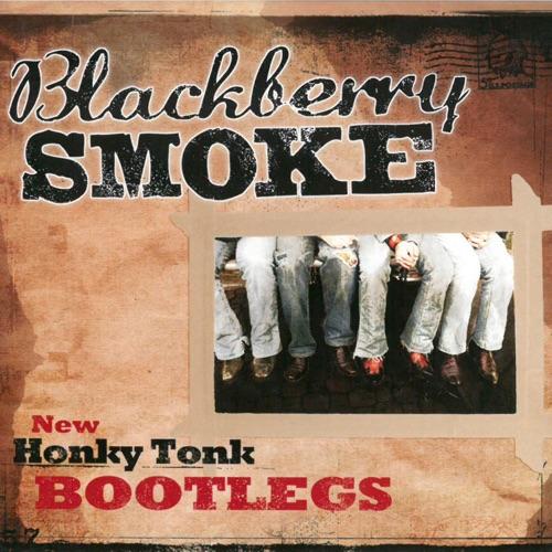 Blackberry Smoke - New Honky Tonk Bootlegs - EP
