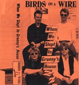 .R.A.M. BIRDS ON A WIRE - bird on a wire