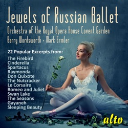 Album: Jewels of Russian Ballet by Mark Ermler Barry Wordsworth