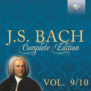 Various Artists - J.S. Bach: Complete Edition, Vol. 9/10