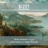 Bizet: Symphony in C Major / Jeux D'Enfants / La Jolie Fille de Perth ジャケット写真