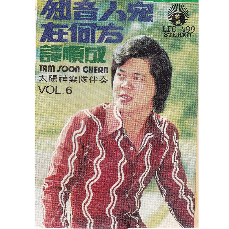 譚順成, Vol. 6: 知音人兒在何方