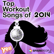 SparkPeople-Top Workout Songs of 2014 (60 Min. Non-Stop Workout Mix @ 132BPM) - Yes Fitness Music