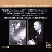 Benedetti Michelangeli & Mitropoulos at XVI Maggio Musicale Fiorentino