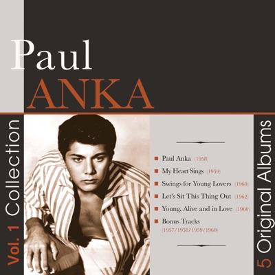 5 Original Albums Paul Anka, Vol. 1 - Paul Anka