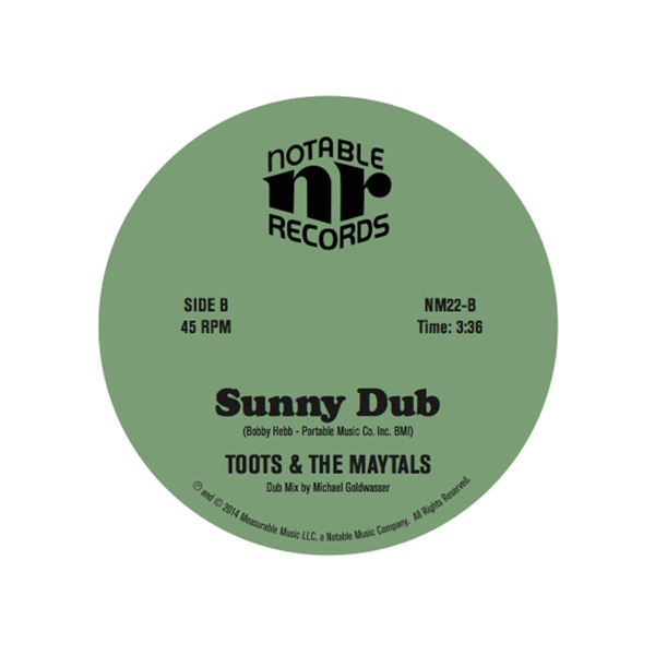 Sunny Dub - Single