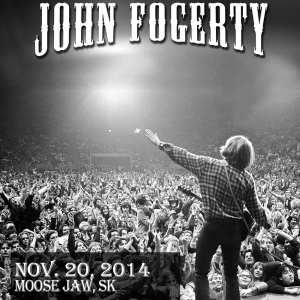 John Fogerty - 2014/11/20 Live in Moose Jaw, SK