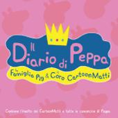 Il Diario di Peppa (Contiene l'inedito dei CartoonMatti e tutte le canzoncine di Peppa)