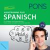 Div. - PONS Audiotraining Plus - Spanisch. Für Anfänger und Fortgeschrittene Grafik