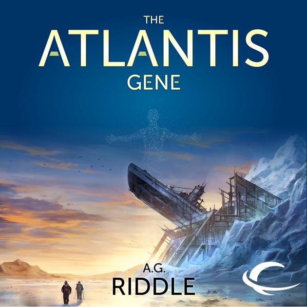 The atlantis gene: the origin mystery, book 1 (hörbuch-download.