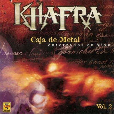 Caja de Metal Enterrados en Vivo, Vol. 2 - Khafra